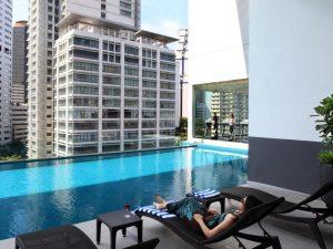Kuala Lumpur condo