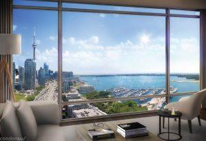Waterfront Condo in Toronto
